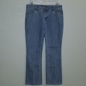 Baccini bootcut jeans